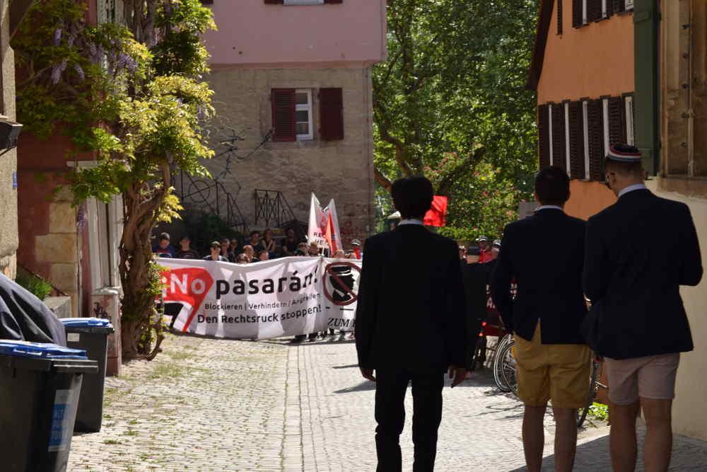 Archiv Antifaschistische Aktion Aufbau Tübingen
