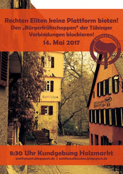 Tübingen Den Bürgerfrühschoppen Der Tübinger Verbindungen